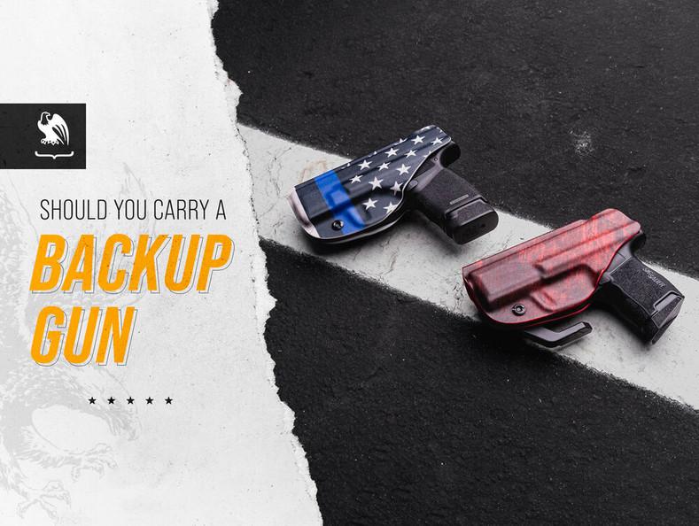 Should You Carry a Backup Gun?