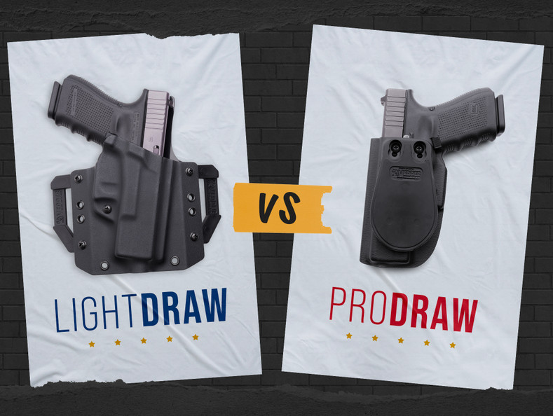 LightDraw™ vs ProDraw™