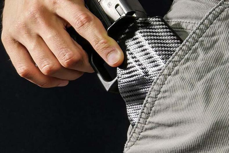 I Carry: Ruger LCP II in a Vedder Pocket Locker Holster - Vedder
