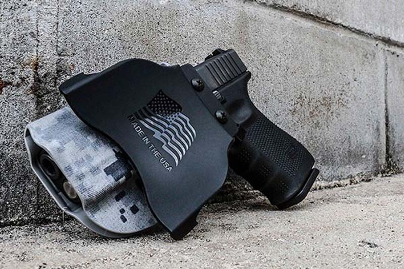 I Carry: Glock G19 in a Vedder ProDraw OWB Holster