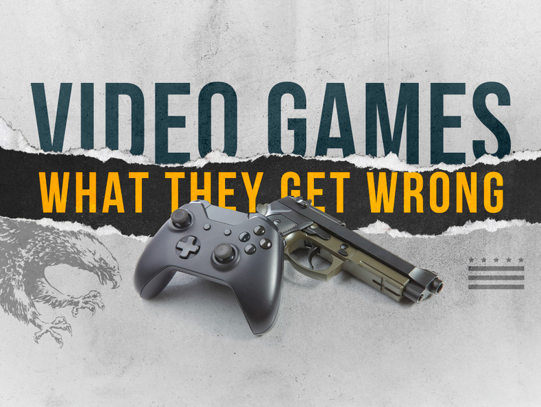 6 Things Video Games Got Wrong About Guns