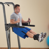 Body Solid Fusion Vertical Knee Raise, Dip, Pull Up (FCD)