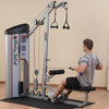 Body Solid pro ClubLine Series II Lat Pull & seated Row