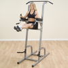 Body Solid Deluxe Chin/Dip/Leg Raise (GVKR82)