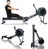 Air Rower with Performance Monitor