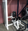 Abductor Adductor Combo machine by Tuff stuff