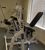 Hammer Strength Plate-Loaded Seated Leg Curl