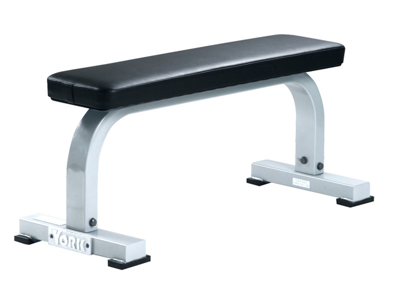 York Flat Utility Bench Commercial 54026