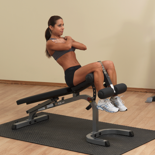 Body Solid Flat / Incline / Decline Bench - GFID31 (GFID31)