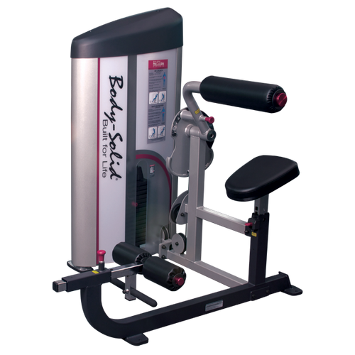 Body Solid Series II Ab and Back Machine