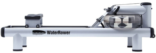 WaterRower M1 HiRise Rowing Machine w/ S4 Monitor