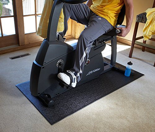 Recumbent Bike Protective Floor Mat