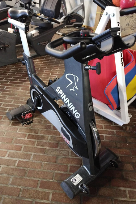 STAR TRAC BLADE Spin Bike with Cycling Computer