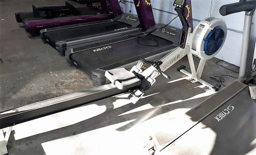 Air Rower with Performance Monitor  (In Stock)