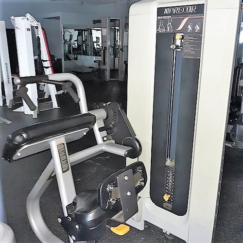 Tricep Extension Machine by precor