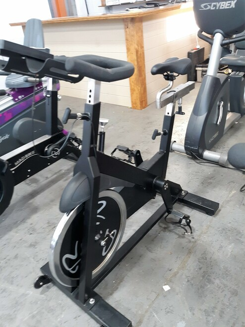 Spin Bike w/ Performance Monitor