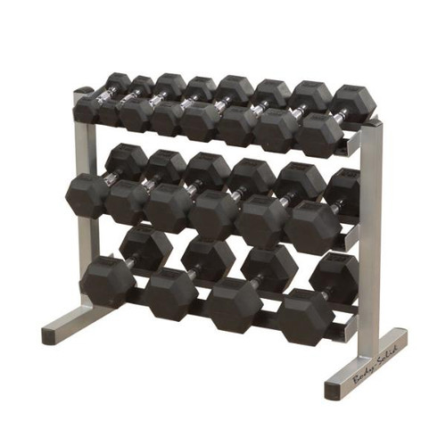Body Solid Three Tier Dumbbell Rack (GDR363)