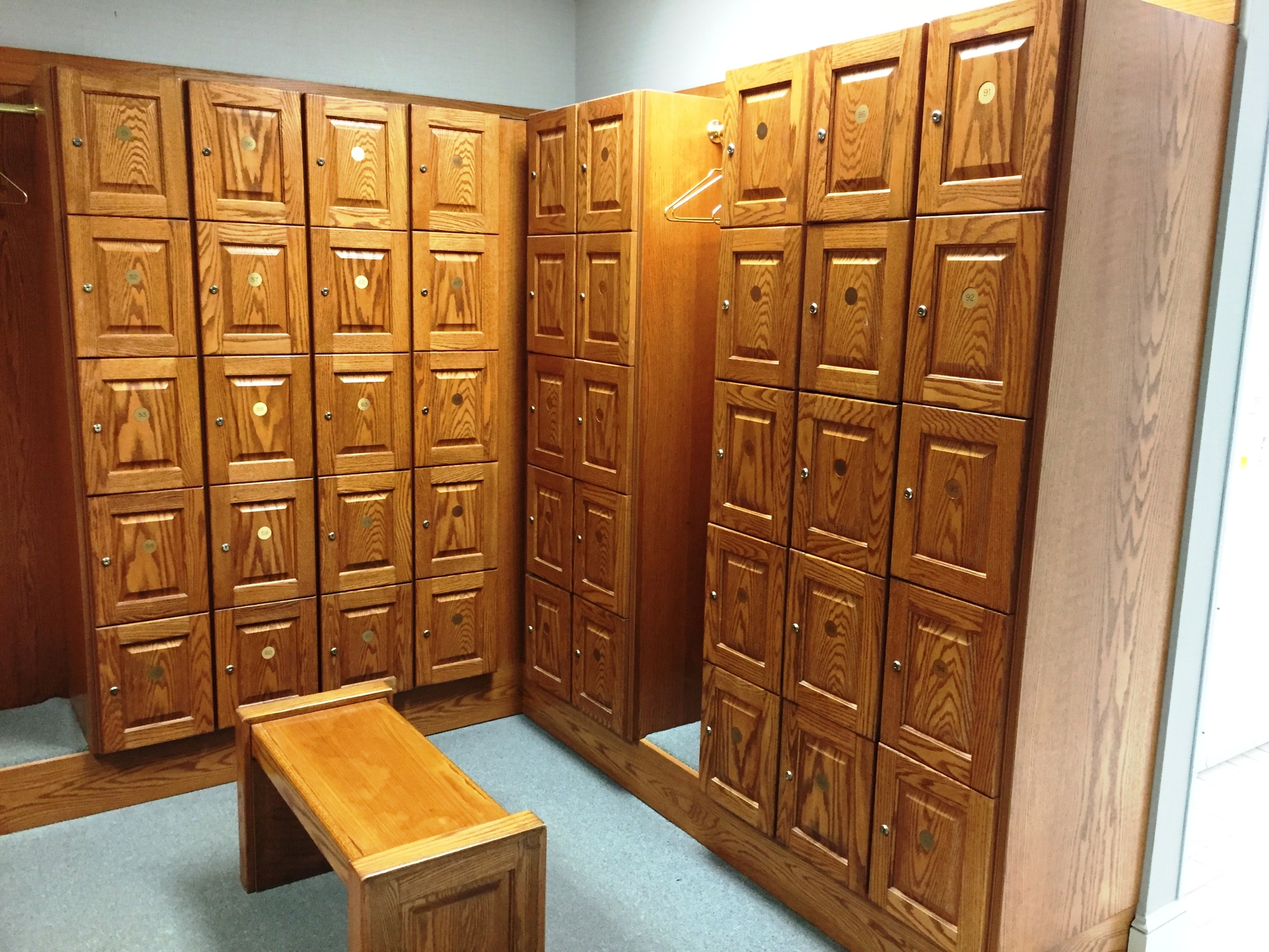 Used Lockers for Sale at a fraction of the cost (125 Doors)