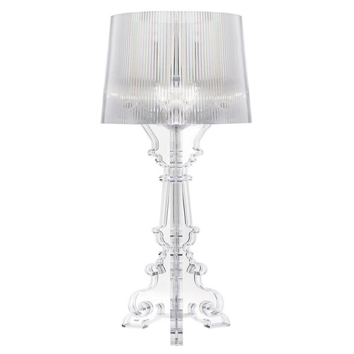 BOURGIE LAMP by Kartell (XOUT-KTBLP-CRYSTAL)