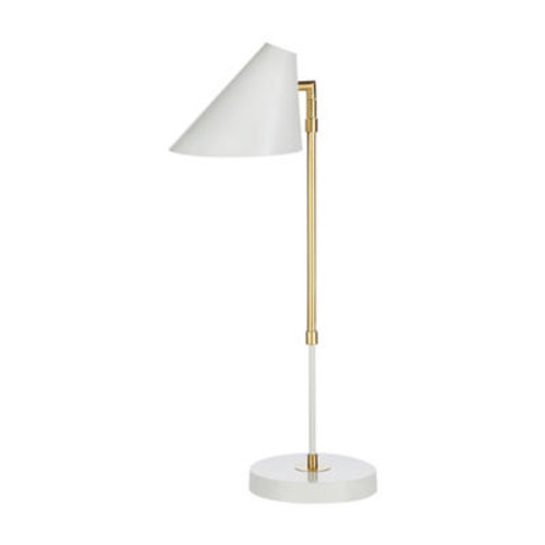 Resplendent Lamp by The Smarter Office (XOUT-BUE-002-WHITE)
