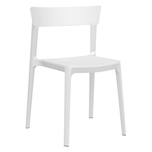 Skin Chair (Single) by Calligaris (xOUT-CS1391-P94-SINGLE)