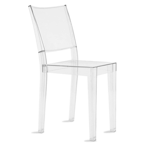 La Marie Chair by Kartell, Set of 2 (XOUT-KTLMC-CRYSTAL-1)