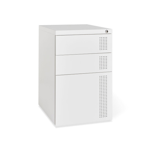 Perf File Cabinet by Gus* Modern (XOUT-ECOFPERF-wh)