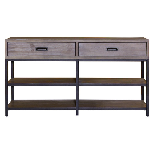 Parsons Entertainment Console by Hammary (XOUT-HAM444-925-SW-1)