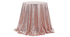 Glitz Sequin Tablecloths