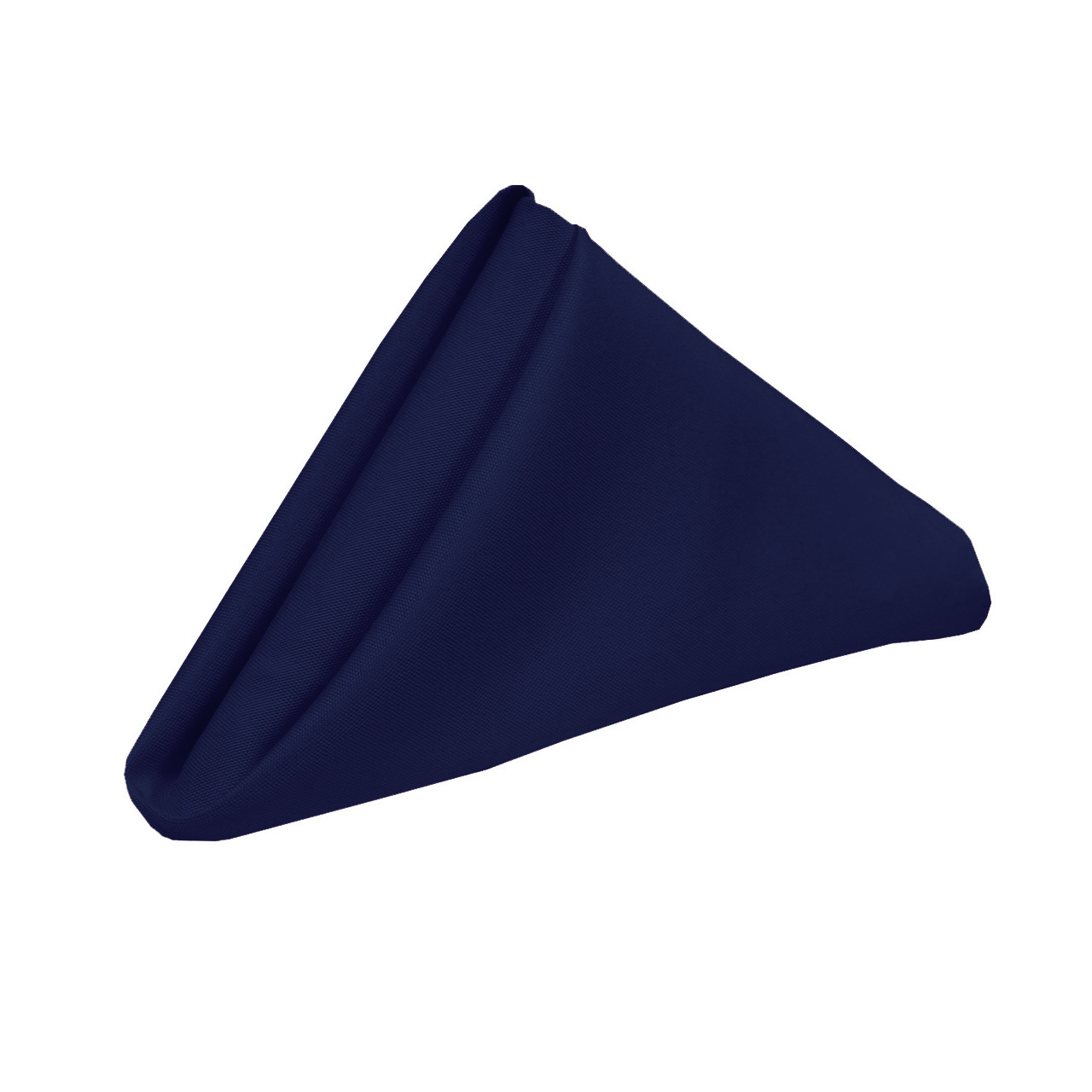 20 Inch Navy Blue Polyester Napkins For Weddings Bridal Tablecloths