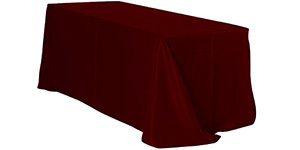 90 x 132 in. Polyester Rectangle Tablecloths