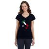 Italy Women's Reflective T-Shirt
