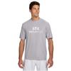 RTR Running Men's Cooling Performance Reflective Shirt