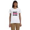 Best Mom Ever Women's Reflective T-Shirt