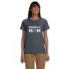 Baseball Mom Women's Reflective T-Shirt