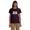 Dog Mom Women's Reflective T-Shirt