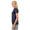 Soccer Mom Women's Short-Sleeve Athletic Reflective Shirt