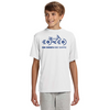 Bike Safety - Boy's Short-Sleeve Reflective Athletic Shirt (alt1)