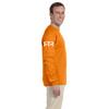 I Run This Town - Men's Ultra Cotton Long-Sleeve Reflective Shirt