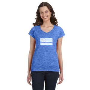 American Made Women's Reflective T-Shirt