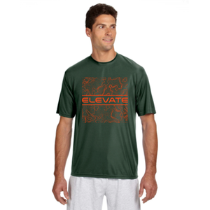 Elevate Men's Cooling Performance Reflective Shirt
