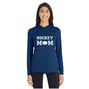 Hockey Mom Women's Reflective Hoody