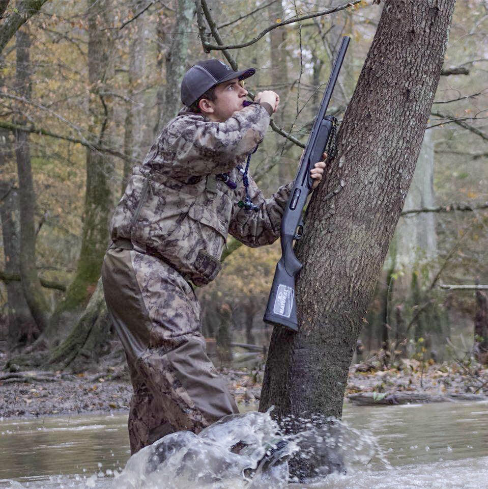Cade Trickey, Natural State Outdoorsman