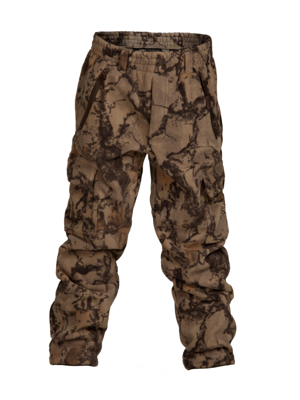 ba7a21d1ad9ff Natural Youth Classic Fleece Hunting Pant - Kids Camo - Natural Gear