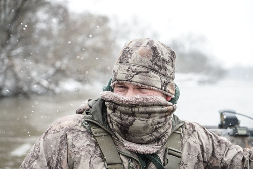 Natural Stealth Hunter Neck Gaiter Natural Gear