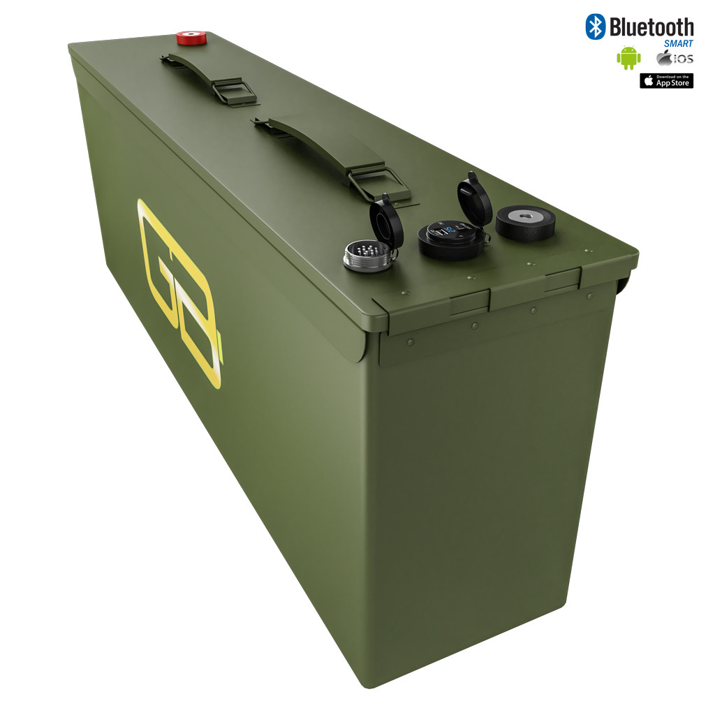 48volt 100ah lithium ion LFP Battery Go Battery Lithium Iron Phosphate Solar Battery for EV and Golf Cart