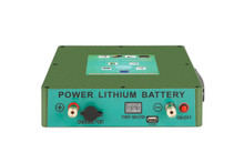 Go Battery 12V-100Ah Military Lithium Ultra Deep Cycle Battery - Mobile Mini