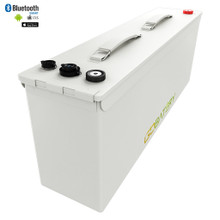 Go Battery 48volt 105ah lithium ion LFP Battery Go Battery Solar Battery for EV and Golf Cart