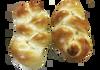 Mini Flat Braided Challahs
