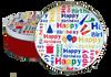 Happy Birthday Cookie Sampler